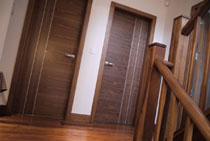 Walnutt Interior Doors